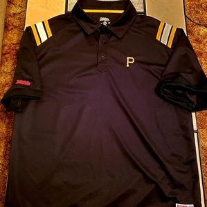 Pittsburgh Pirates mens polo nwot